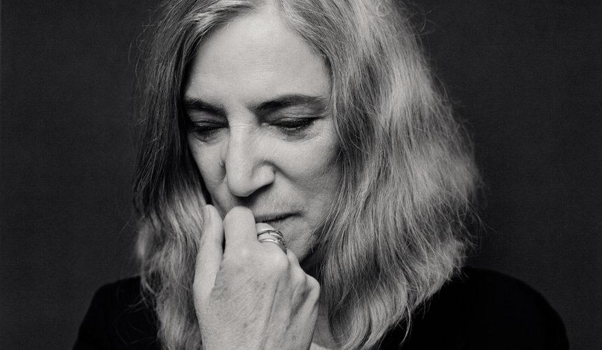 Patti Smith al Fraschini il 5 dicembre