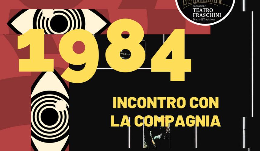 INCONTRI RAVVICINATI CON GLI ATTORI – 1984 – 29 Novembre