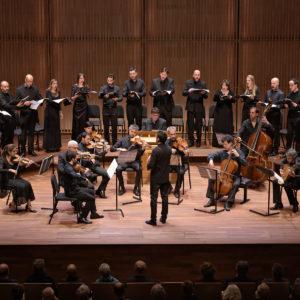 Gli spettacoli dal 26 ottobre al 24 novembre sono sospesi per DPCM. La Petite Messe Solennelle è anticipata a stasera alle ore 20:30