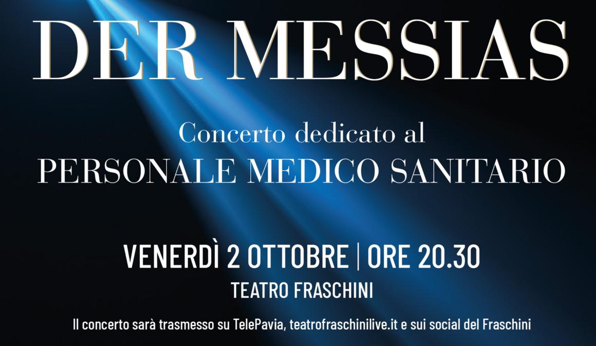 Il Der Messias in live streaming gratuito, oggi dalle 20.30