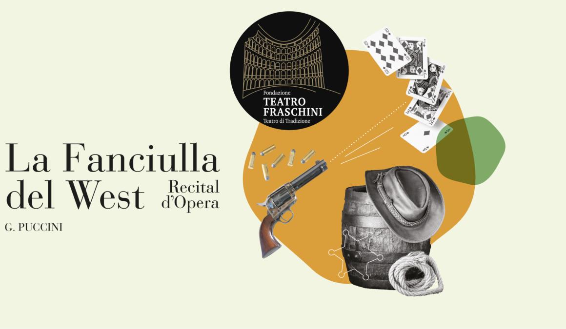 #IlFraschiniNonSiFerma – STREAMING per il recital d'opera La Fanciulla del West di G. Puccini