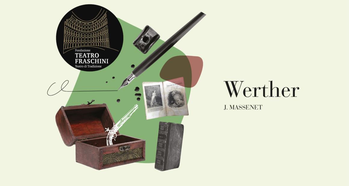 #IlFraschiniNonSiFerma – STREAMING per l'opera Werther di Jules Massenet