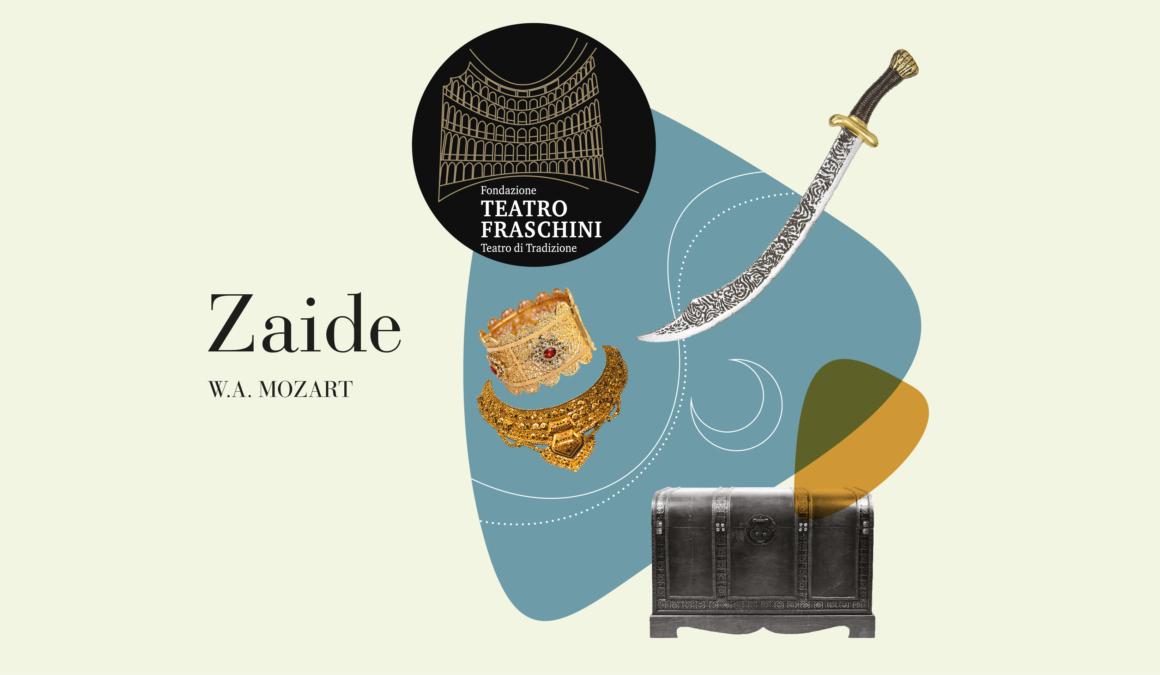 ZAIDE | L'Opera incompiuta di Mozart in streaming dal 4 al 6 dicembre