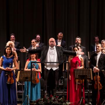 In STREAMING i Solisti di Pavia e il concerto del 9 Dicembre | #IlFraschiniNonSiFerma