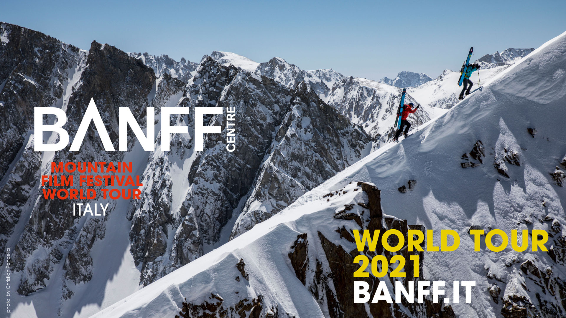BANFF CENTRE MOUNTAIN FILM FESTIVAL WORLD TOUR 2021