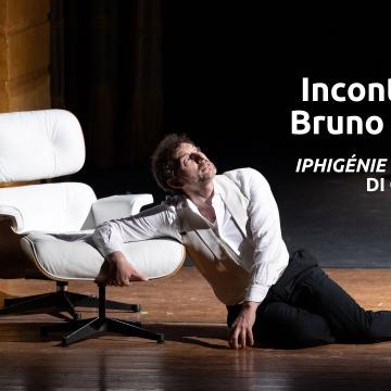 7 Ottobre – Incontro con Bruno Taddia / Iphigénie en Tauride – Libreria Il Delfino