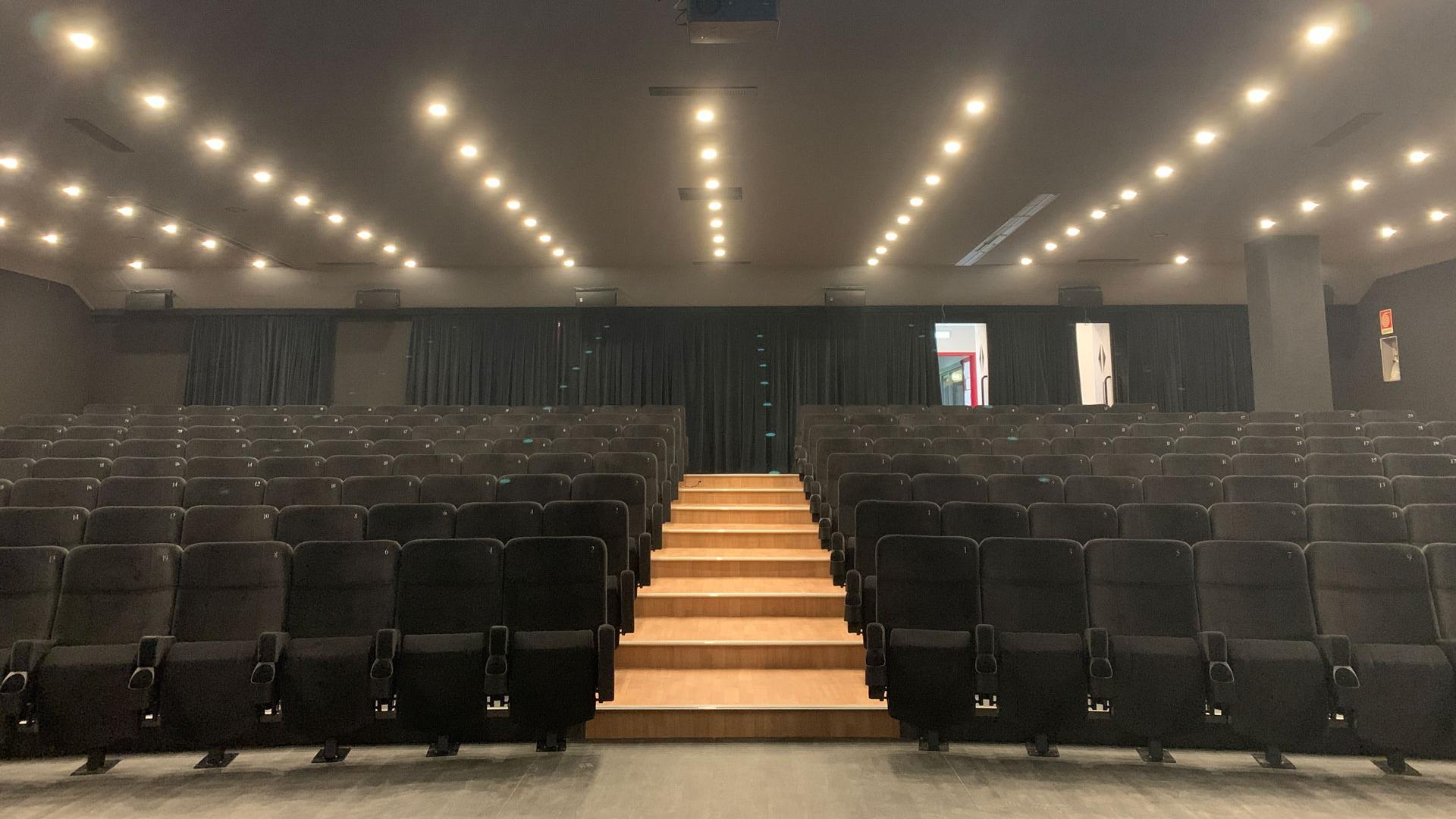 Il 7 Ottobre il CineTeatro Politeama riapre completamente restaurato